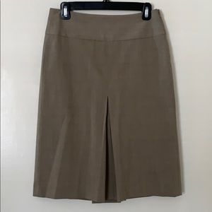 Banana Republic Tan Skirt